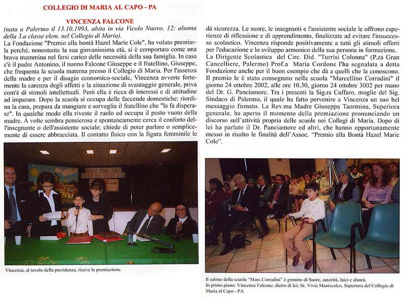 Ott.-Dic. 2002 Salus Vincenza Falcone