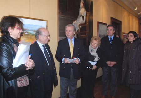 Duino, 15 dicembre 2007 - SAS Il Principe della Torre e Tasso presenta l'ottava edizione della mostra
