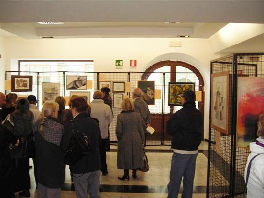 Trieste, 22 ottobre 2011 - Squarci del pubblico presente in sala.