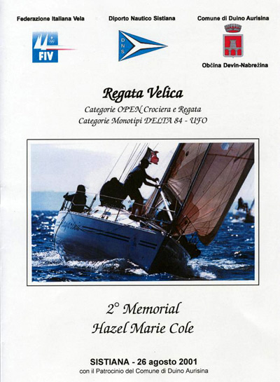 regata 2001 presentazione