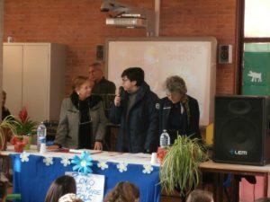 la Prof. Antonietta Tiburzio ci parla affettuosamente di Marta e delle sue doti.