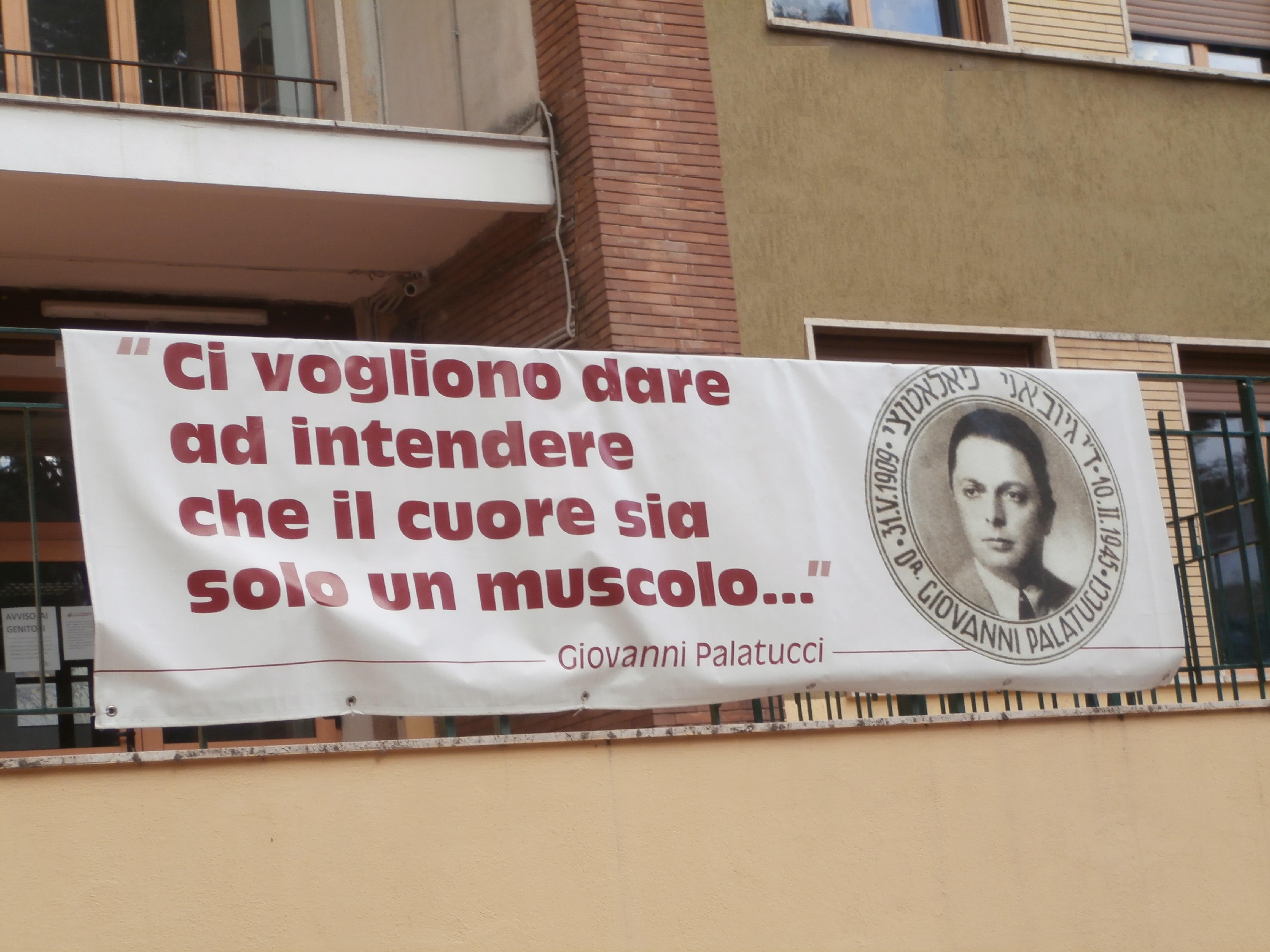 Una Scuola dedicata ad un campione di Atti di Bontà.